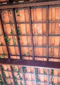 telhado varanda